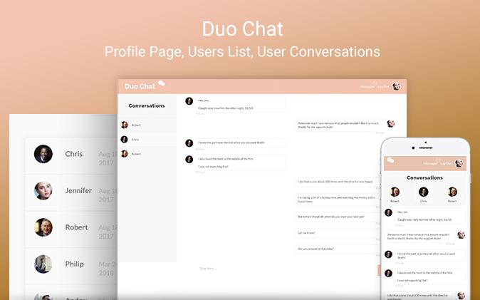 DuoChat_Forum