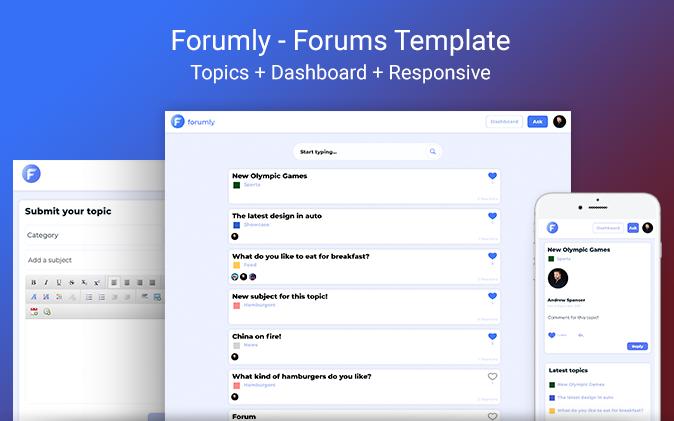 Forumly_forum